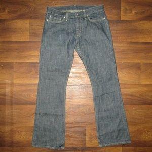 G-Star Raw Denim Blue Jeans Size 34 100% Cotton